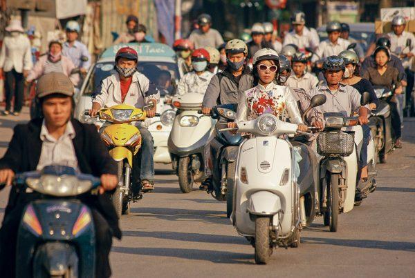 Widok Hanoi