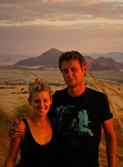 Pawel i Natalia Dunia