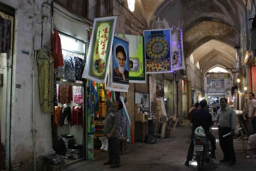 Iran na własną rękę, 7 dni w Iranie