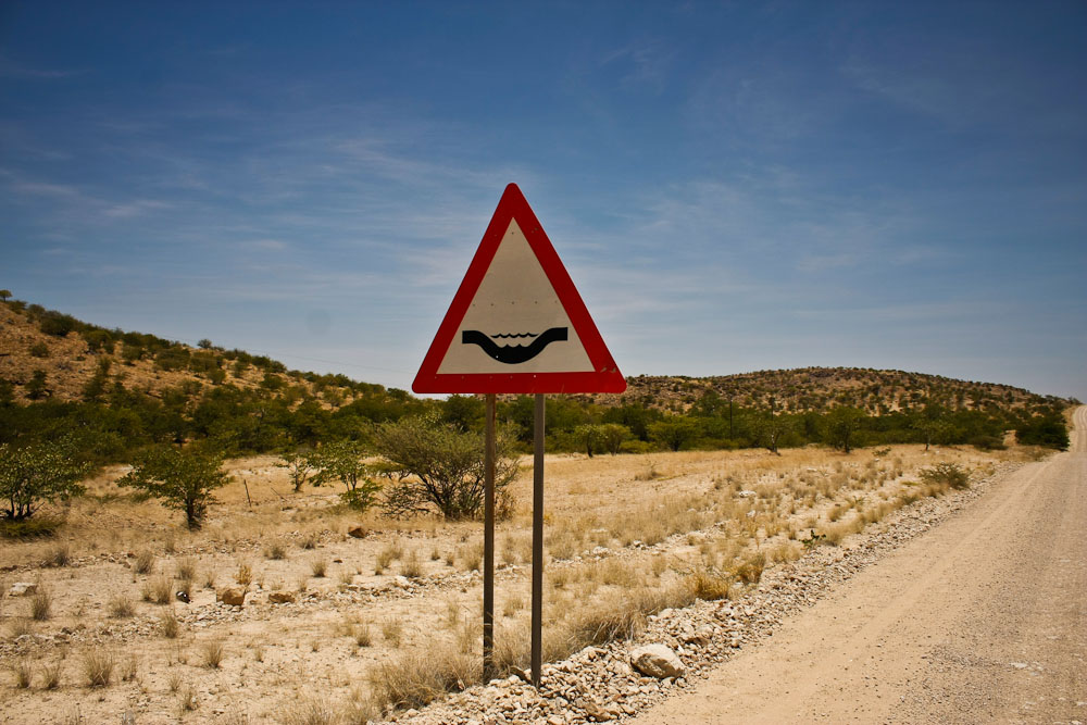 Namibia na własną rękę, Namibia