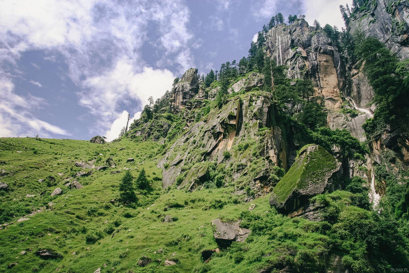 najwyższe drogi świata, W Himalaje