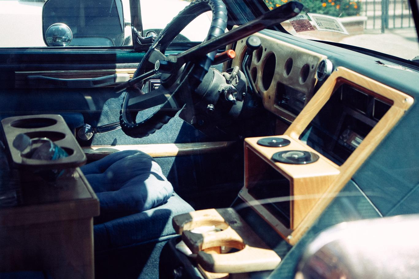 samochodem przez USA, USA