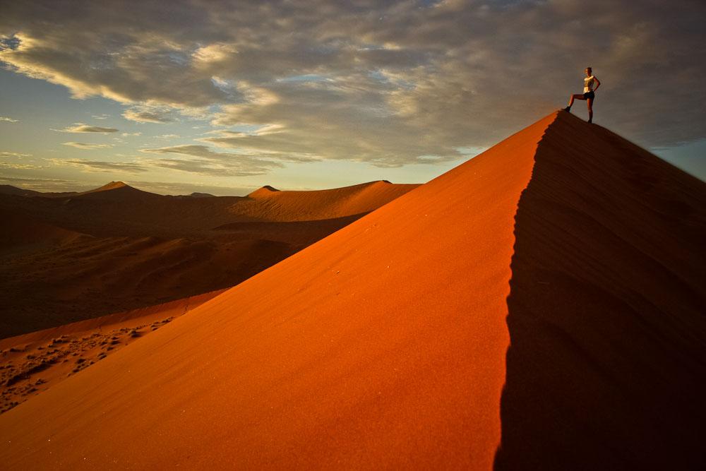 najwyższe wydmy świata