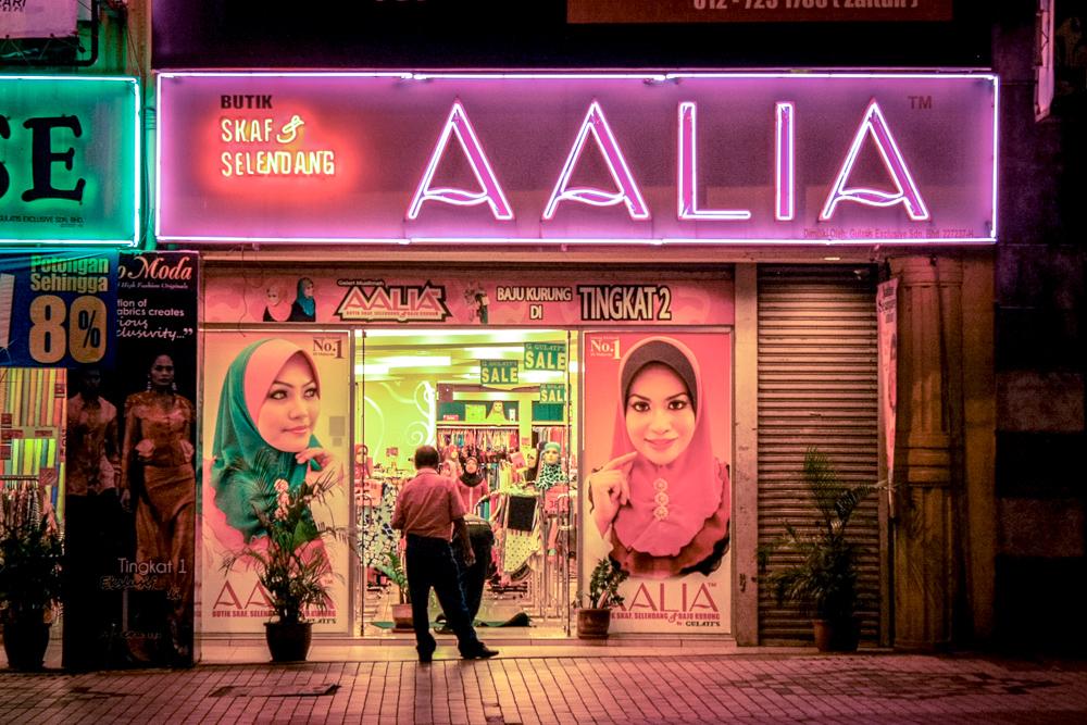 do Malezji na własną rękę, Malezja