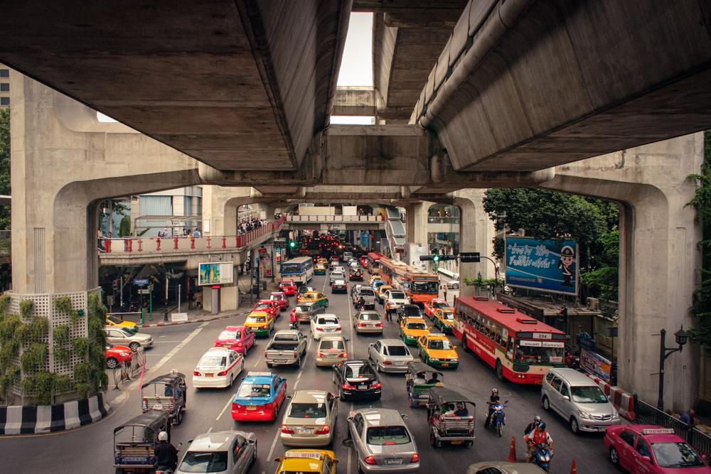korek w bangkoku