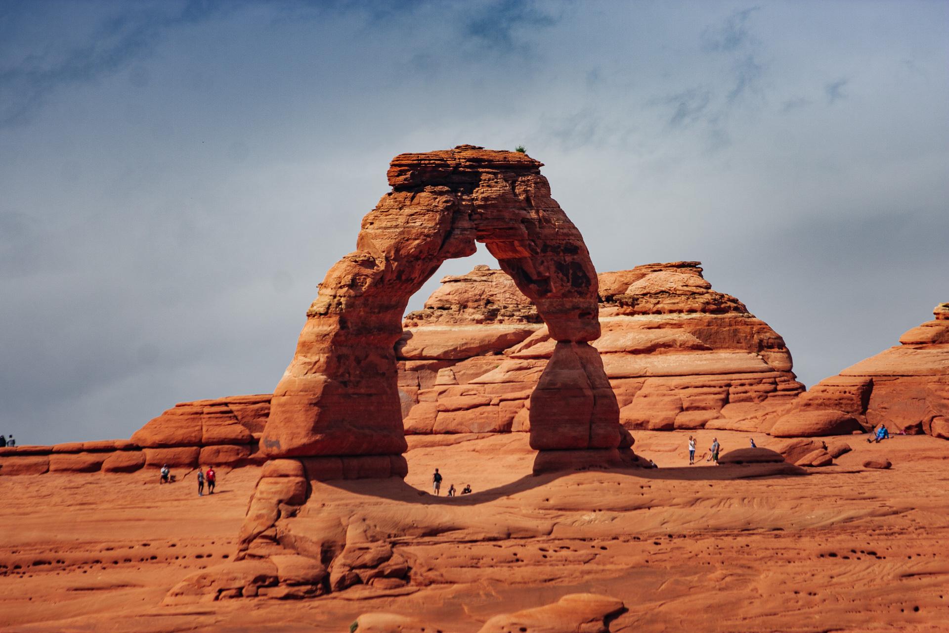 park narodowy arches, Park narodowy Arches