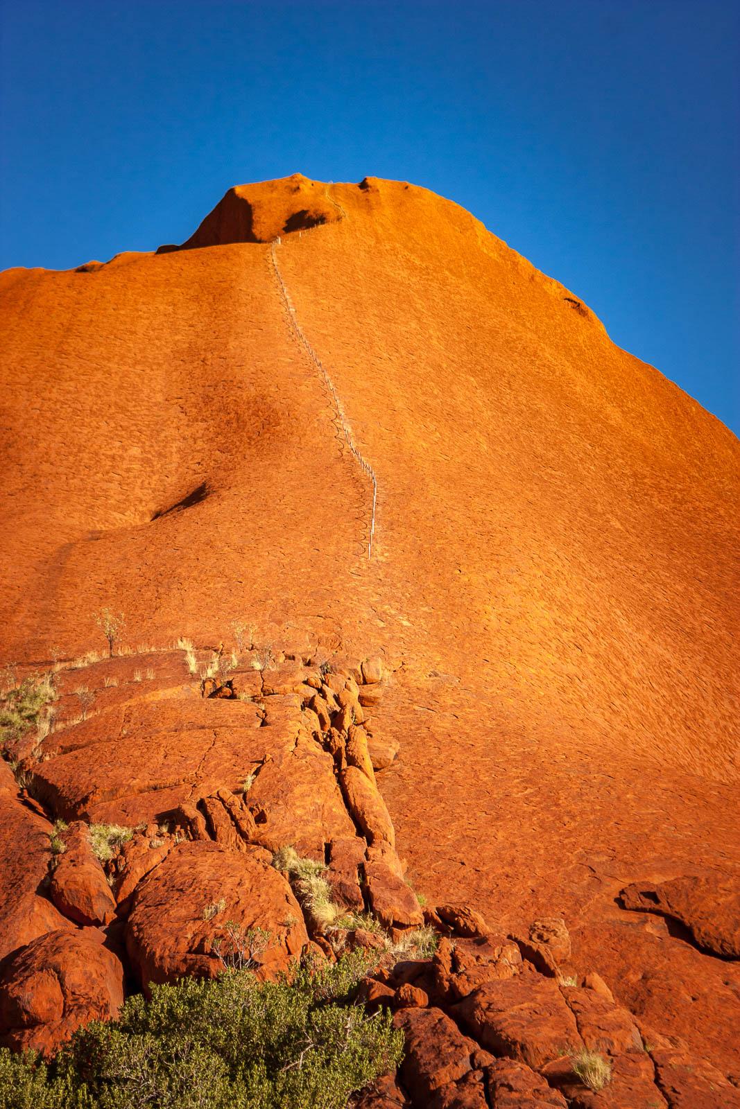 góra uluru, Uluru